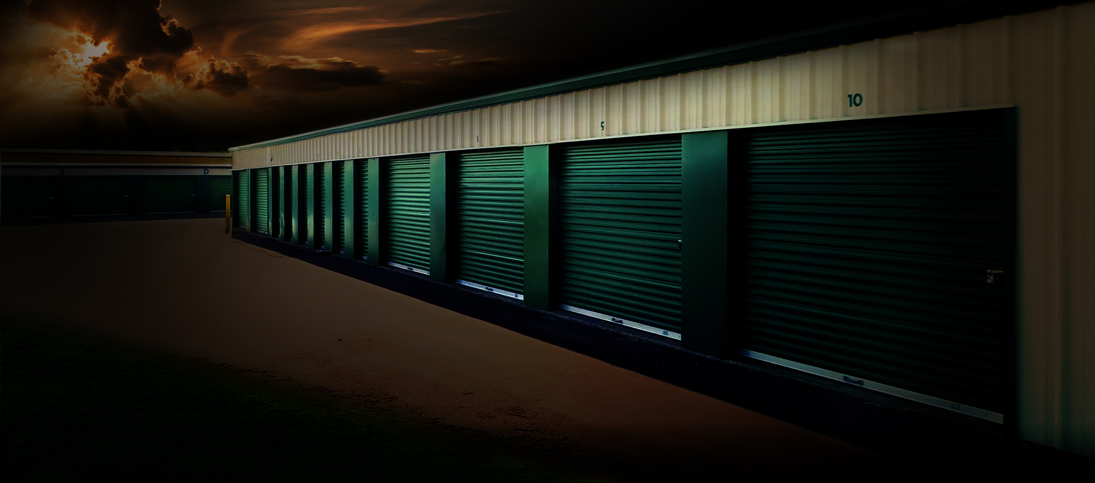 We are the largest local provider of self-storage units in the tri-county area