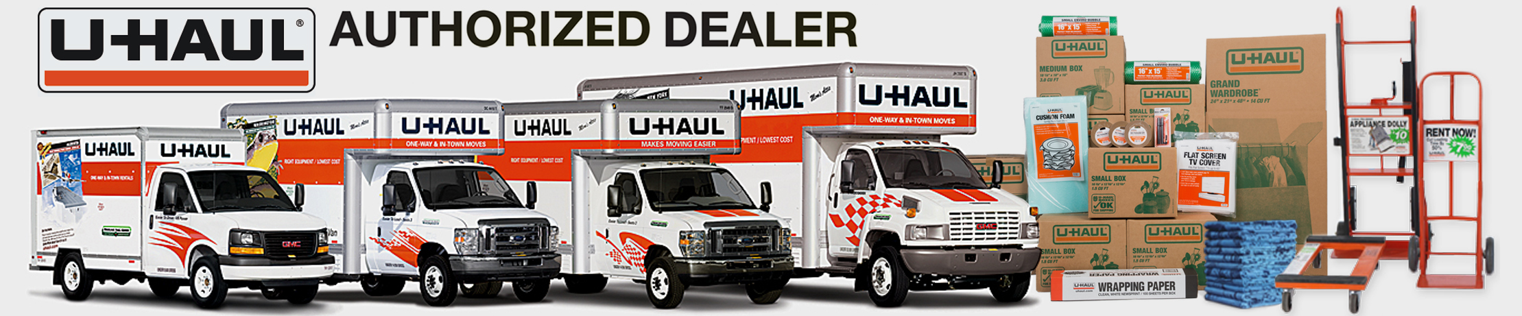 U-Haul rental trucks in prattville alabama